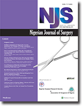 Nigerian Journal of Surgery